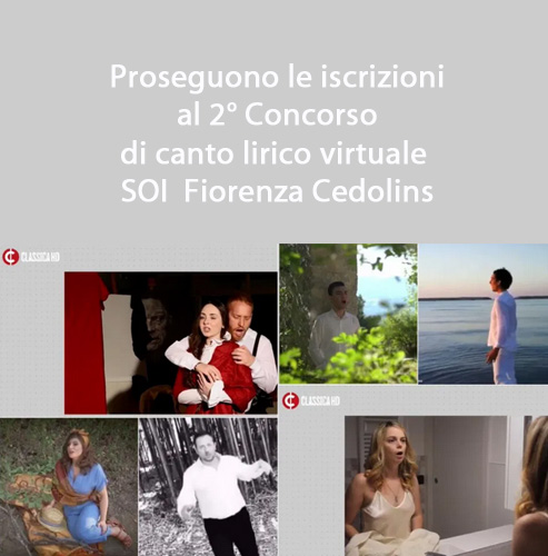 Virtual Opera School SOI Fiorenza Cedolins