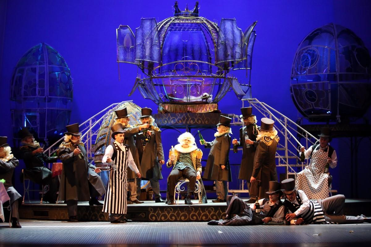 Photo: Пепеляшка от Джоакино Росини / La Cenerentola by Gioachino Rossini