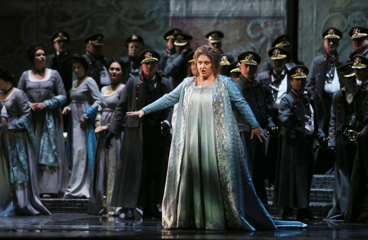 Снимка: Норма от Винченцо Белини / Norma by Vincenzo Bellini