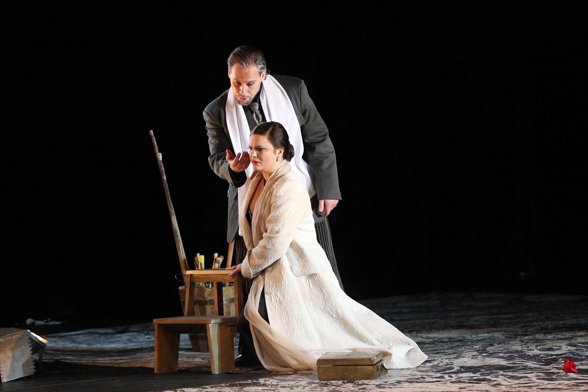 Photo: ТОСКА от Джакомо Пучини / TOSCA by Giacomo Puccini