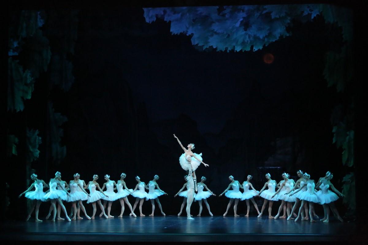 Снимка: ЛЕБЕДОВО ЕЗЕРО - П.И.Чайковски / SWAN LAKE - P.I.Tchaikovsky