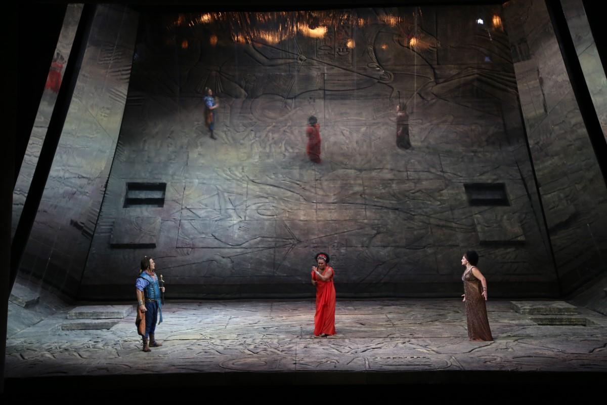 Photo: АИДА - Джузепе Верди / AIDA - Giuseppe Verdi