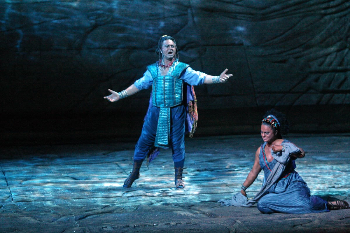 Снимка: АИДА - Джузепе Верди / AIDA - Giuseppe Verdi