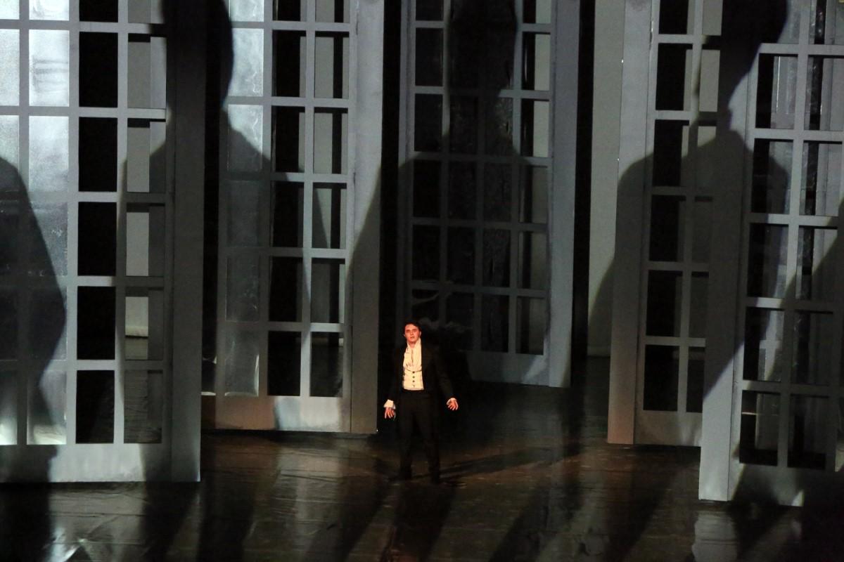 Снимка: ЕВГЕНИЙ ОНЕГИН - П. И. Чайковски / EUGENE ONEGIN - P. I. Tchaikovsky