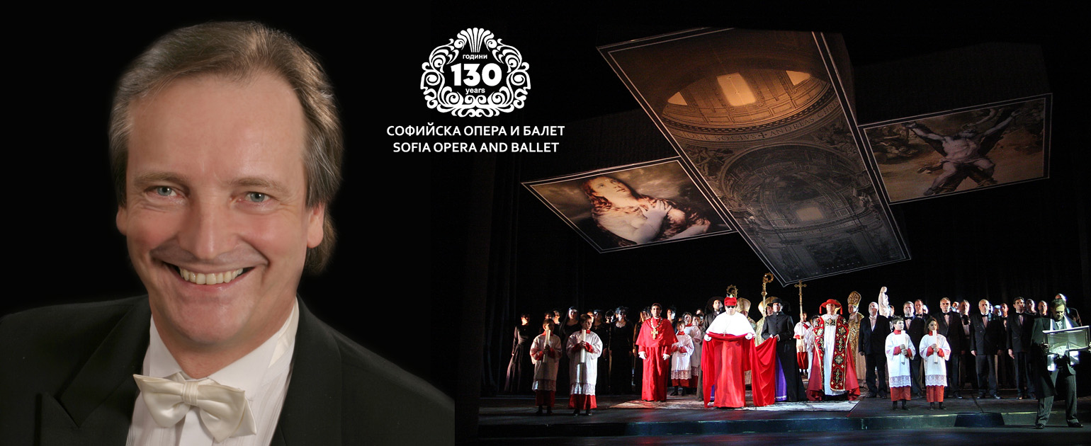 """OLIVER VON DOHNANYI – CONDUCTOR OF """"TOSCA""""BY GIACOMO PUCCINI ON 25 FEBRUARY"""