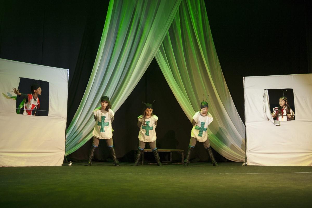 Снимка: ПОСЛЕДНОТО ЖЕЛАНИЕ - детски мюзикъл от Димитър Костанцалиев