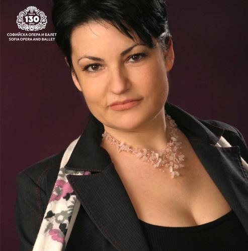 Сопраното Таня Иванова ще се превъплъти в ролята на Аида през април в Софийската опера