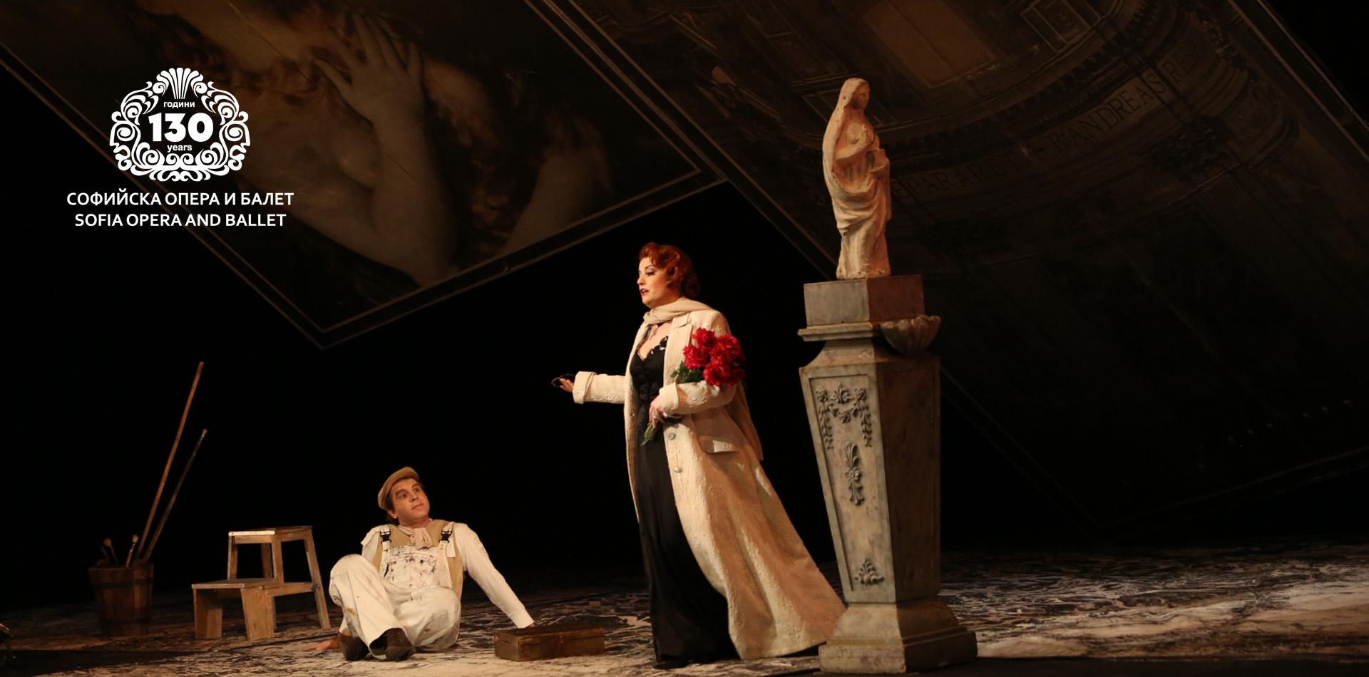 Сопраното Таня Иванова ще се превъплъти в ролята на Тоска и Аида през април в Софийската опера