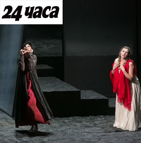 """""""Електра"""" от Рихард Щраус, новаторско произведение, отново на сцената на Софийската опера"""