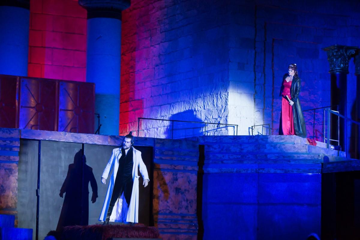 Photo: АТИЛА от Джузепе Верди / ATTILA by Giuseppe Verdi