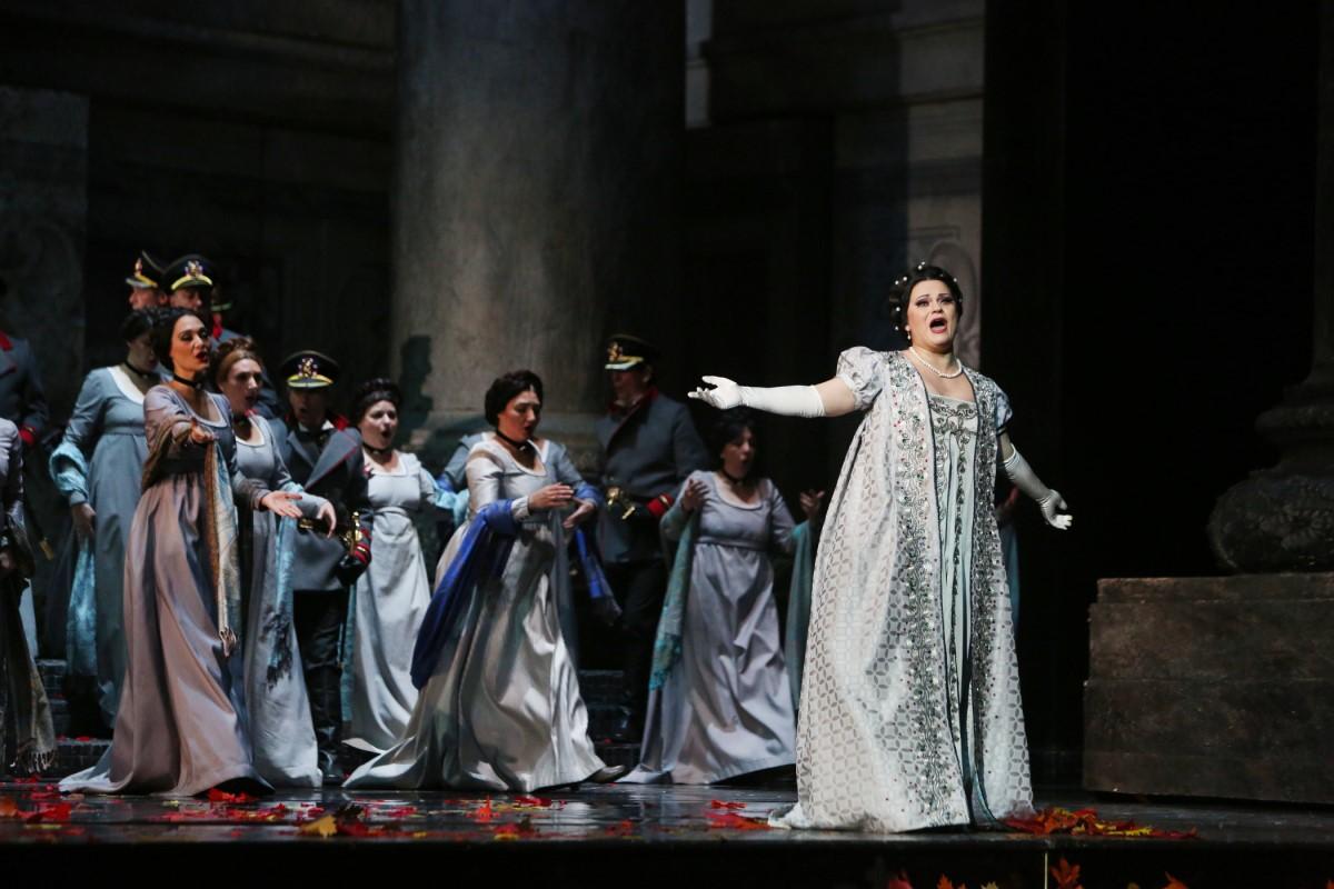 Photo: Норма от Винченцо Белини / Norma by Vincenzo Bellini
