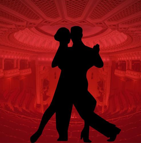 """The ballet """"Tango"""" at the Sofia Opera"""