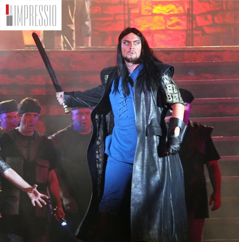 """Софийската опера представя онлайн пред световната публика """"Атила"""" на Пламен Карталов"""