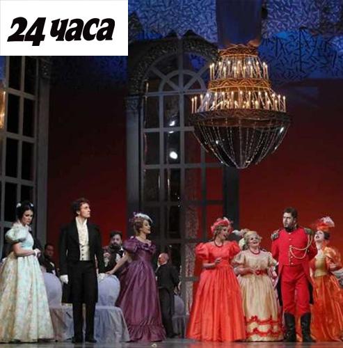 """""""Евгений Онегин"""" на 20 март в Софийската опера"""