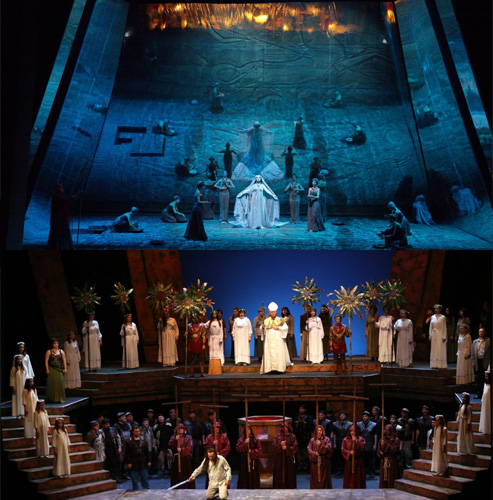 In April we offer you two opera titles by the composer Giuseppe Verdi.