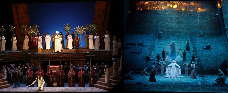 През месец април Ви предлагаме две оперни заглавия от композитора Джузепе Верди.