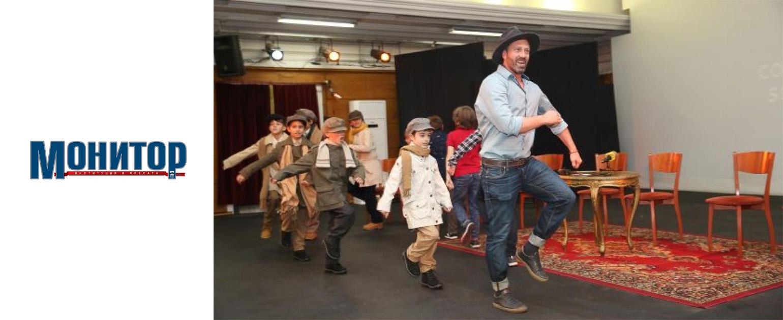 Калин Врачански води 18 братчета на Гаврош към премиера в Операта