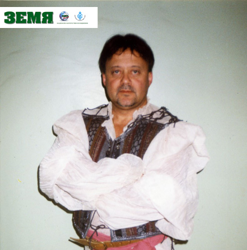 Тенорът Румен Дойков - едно чудо на човешката природа