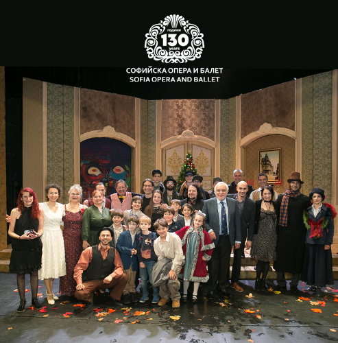 """REPORTS BY SPECTATORS ABOUT THE PREMIERE OF THE MUSICAL """"MY FATHER THE PAINTER"""" ON 8 MAY 2021"""