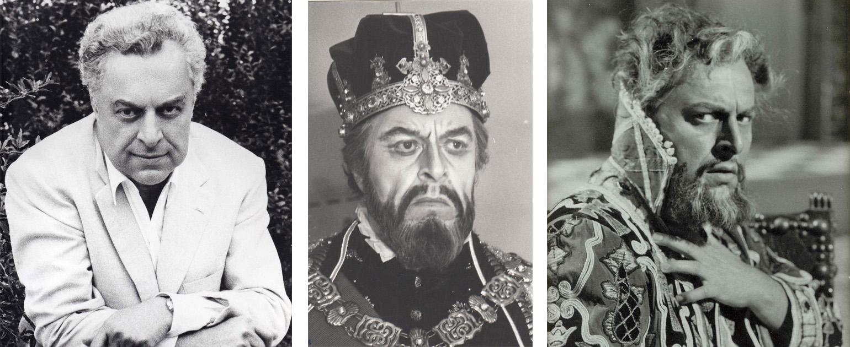 107 години от рождението на Борис Христов