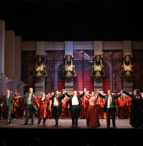 Впечатления на публиката след завладяващото изпълнение на гостуващите Рамон Варгас, Летиция де Алтамирано, Владимир Стоянов и солистите на Софийската опера