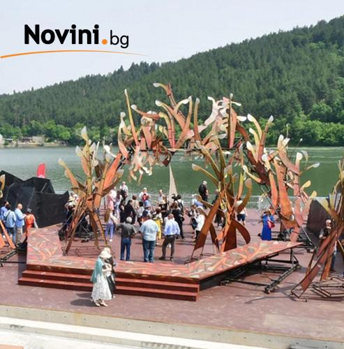 """Близо 50 спектакъла на фестивала """"Музи на водата"""" на езерото Панчарево"""