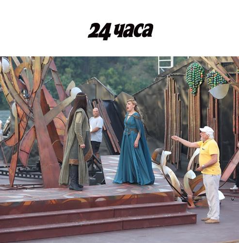 """Остават броени дни до откриването на фестивала """"Музи на водата"""" на езерото Панчарево"""