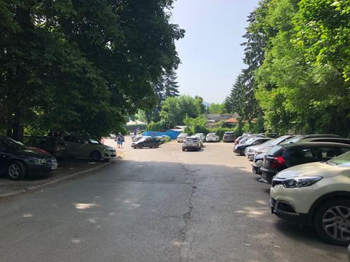 Паркинг Панчарево