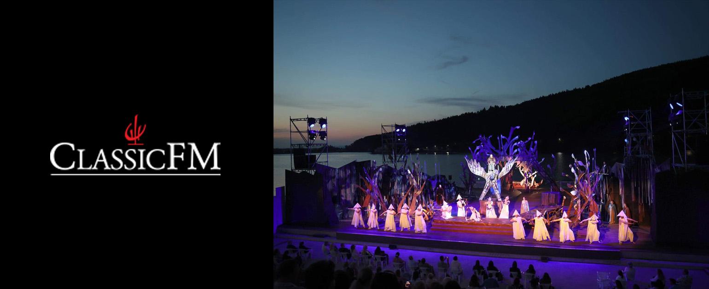 """Втория фестивал """"Музи на водата"""" започва с премиера за България на """"Жената от езерото"""" от Росини"""