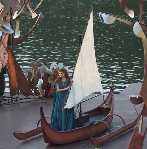 """Мнения на вчерашните ни гости на операта """"Жената от езерото"""" на Джоакино Росини!"""