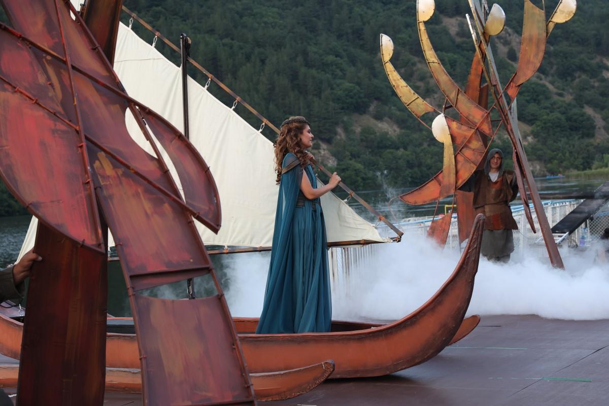 Снимка: Жената от езерото / La donna del lago 17.07.2021