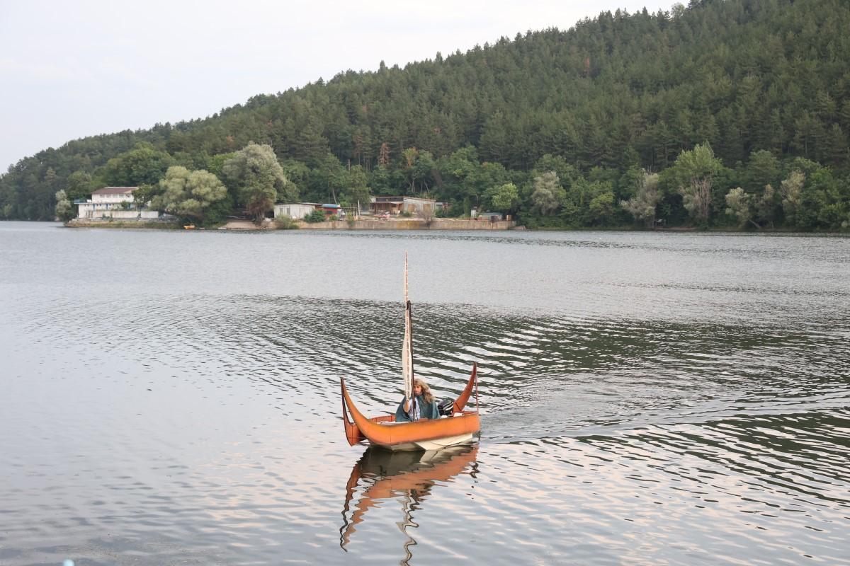 Снимка: Жената от езерото / La donna del lago