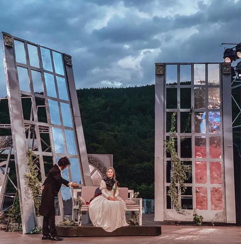 """""""Егений Онегин""""- очакваме ви на 21 август (събота) от 20:00 часа, на лятна сцена """"Музи на водата"""" - езеро Панчарево!"""