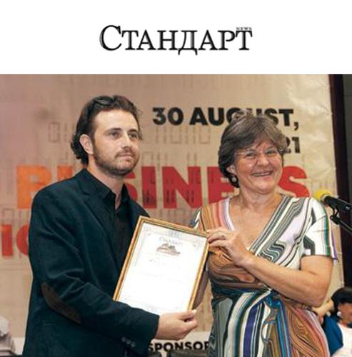 Наградите на Чудесата: Атанас Младенов, новата звезда в операта