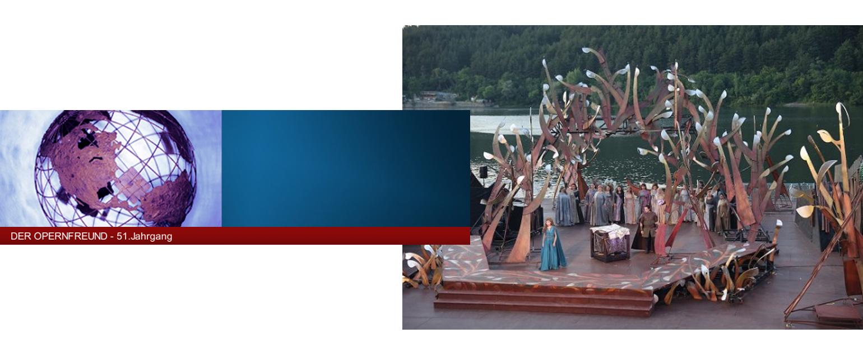 """СОФИЯ / Езерото Панчарево: """"ЖЕНАТА ОТ ЕЗЕРОТО"""" (LA DONNA DEL LAGO). Нова постановка. Романтично представление на езерото"""