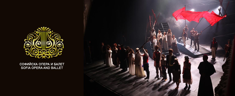 """Революционният дух продължава на сцената на Софийската опера с мюзикъла """"Клетниците"""""""