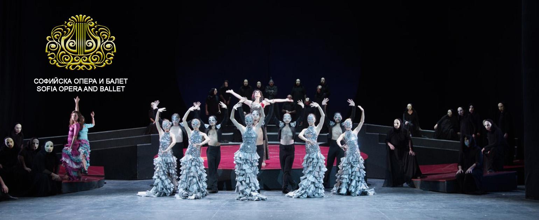 """Отзиви и снимки от блестящата вчерашна вечер с операта """"Кармен"""" от Жорж Бизе и специално гостуващата Роза Нагар-Трамбле в главната роля!"""