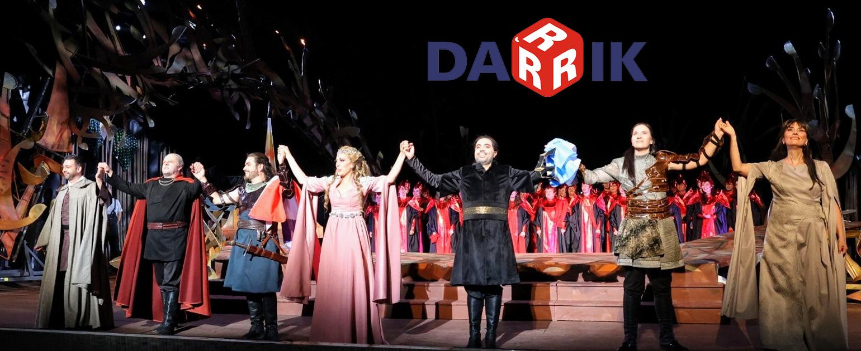 """""""Жената от езерото"""" на Росини за първи път на сцената на Софийската опера и балет"""