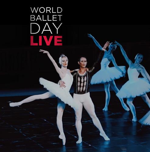 World Ballet Day 2021