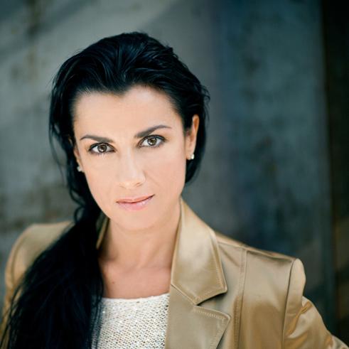 Alexandrina Pendatchanska